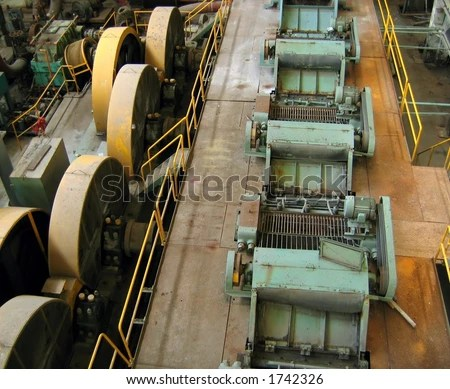 Vintage Machinery Manufacturers