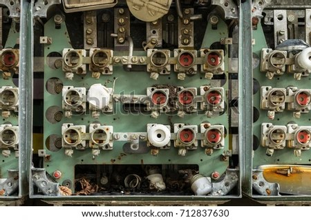 fuse box cables wiring diagram - old fuse box wiring