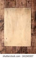 Wood Menu Images Stock Photos & Vectors Shutterstock
