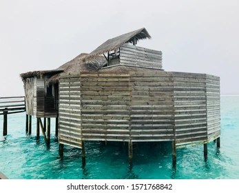 Maldives Water Villa Stock Photos Images Photography