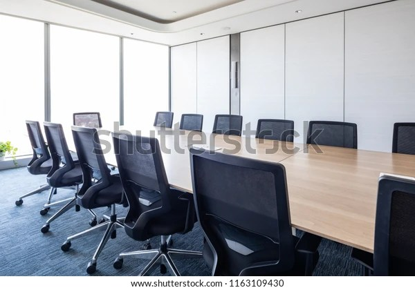 https www shutterstock com fr image photo part ordinary office room decorated modern 1163109430