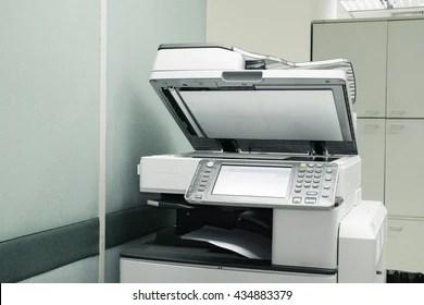 Machine Photocopy