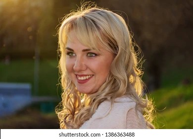 blonde russian images stock