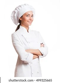 woman chef images stock