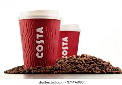 costa coffee logo images