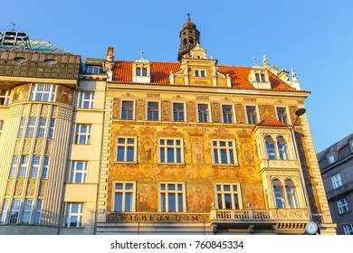 Prague Czech Republic Stock Photo And Image Collection By