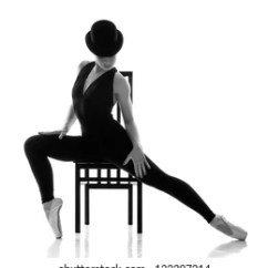 On Chair Dance Outdoor Deck Chairs Images Stock Photos Vectors Shutterstock Pretty Young Ballerina Sitting The Isolated White