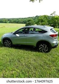 Honda Hrv Green : honda, green, Honda, Stock, Images, Shutterstock
