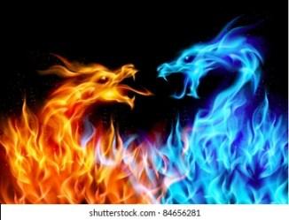 Fire Dragon Wallpaper Images Stock Photos & Vectors Shutterstock