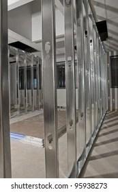 Steel Stud Framing Images Stock Photos Vectors Shutterstock