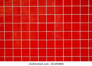 https www shutterstock com image photo red glossy ceramic tile background texture 451493800