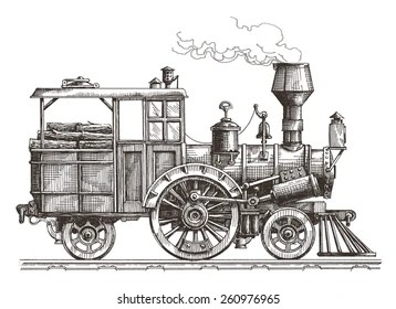 Train Sketch Stock Images, Royalty-Free Images & Vectors