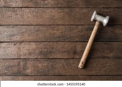 meat mallet images stock