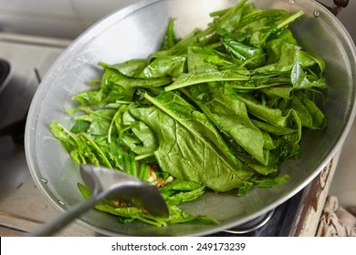 Chinese Spinach Images. Stock Photos & Vectors | Shutterstock