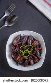 Masak Cumi Hitam : masak, hitam, Hitam, Stock, Images, Shutterstock