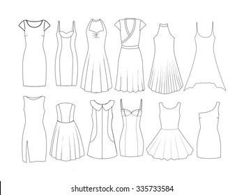 Wrap Skirt Stock Images, Royalty-Free Images & Vectors
