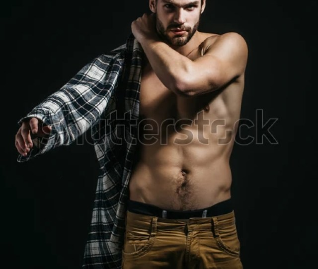 Sexy Young Handsome Naked Man Messy Stock Image Download Now