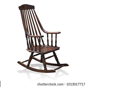 wood rocking chair styles hanging cad block free wooden chairs images stock photos vectors shutterstock side view di cut on white background copy space