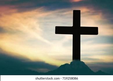 christian cross images stock
