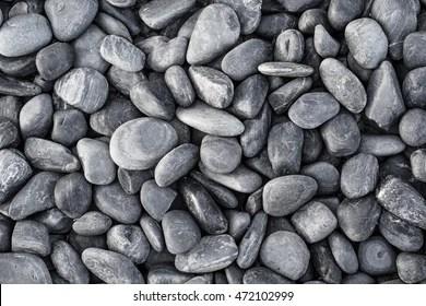 landscaping rocks stock