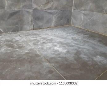 https www shutterstock com image photo soap scum stains shower tiles 1135008332