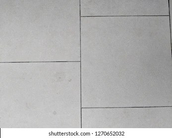 https www shutterstock com image photo staggered large tiles outdoor walkway white 1270652032