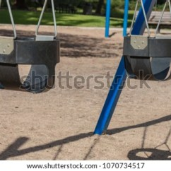 Swing Chair For 5 Year Old Folding Nairobi Seats 2 Olds Stock Photo Edit Now 1070734517 To