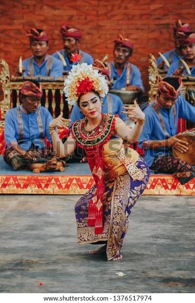 Download Video Tari Bali : download, video, Barong, Stock, Photo, (Edit, 1376517974