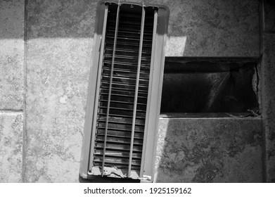 https www shutterstock com image photo tiled floor open hvac vent cover 1925159162