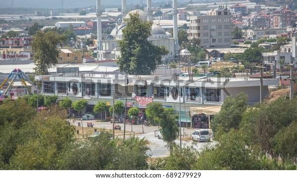 Turkey Alanya Konkali View Hotel Royal Buildings Landmarks