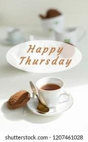 Happy Thursday Coffee : happy, thursday, coffee, Happy, Thursday, Coffee, Stock, Photos,, Images, Photography, Shutterstock