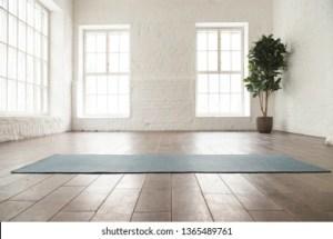 yoga floor google mat shutterstock wood brick gym