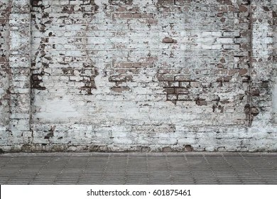 industrial wall images stock