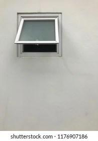https www shutterstock com image photo ventilation window bathroom 1176907186