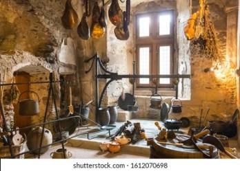Medieval Kitchen Images Stock Photos & Vectors Shutterstock