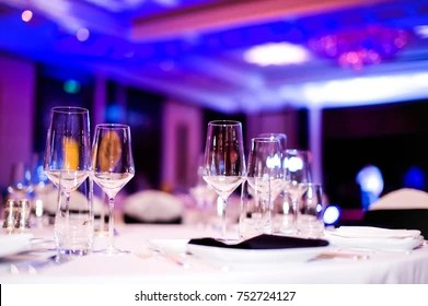 gala dinner images stock