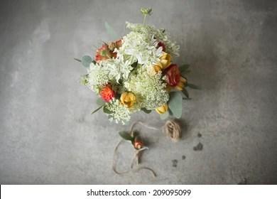 Wildflower Wedding Bouquet Images Stock Photos Vectors Shutterstock