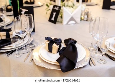 https www shutterstock com image photo wedding party reception table decoration on 1726654615