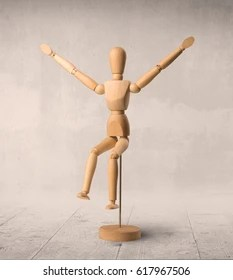 wooden mannequin poses images