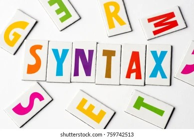 Syntax Images Stock Photos Vectors Shutterstock