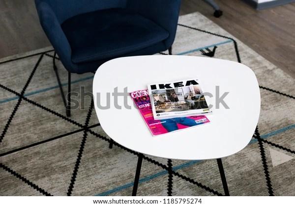 Zagreb Croatia September 22 2018 Ikea Stock Photo Edit Now