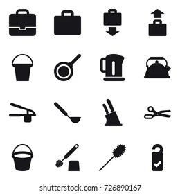 Briefcase Silhouette Images, Stock Photos & Vectors
