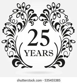 25th Wedding Anniversary Images, Stock Photos & Vectors