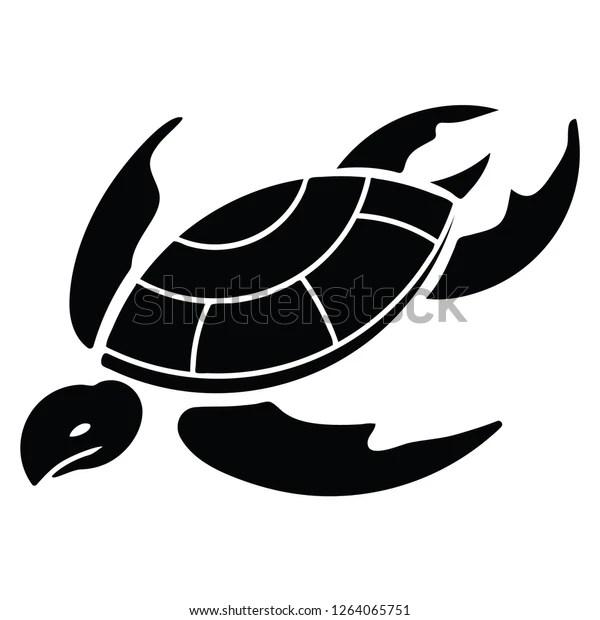2d vector illustration sea
