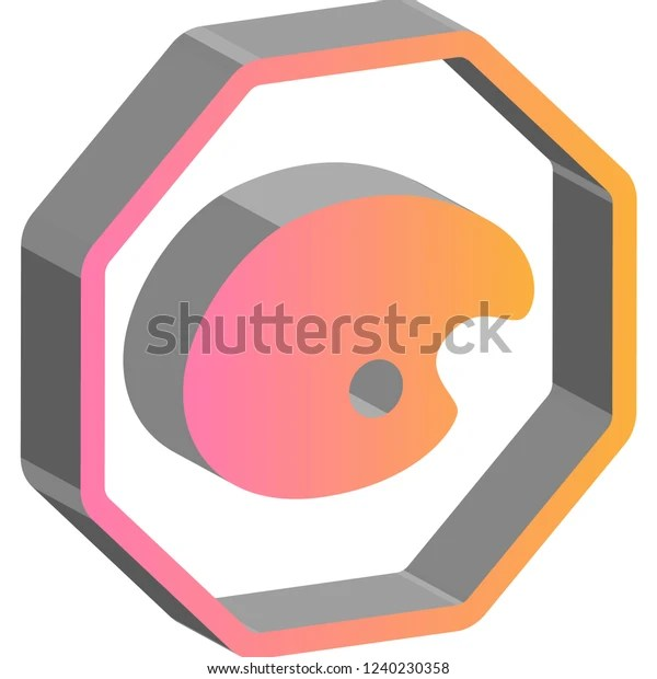 2d vector map icon