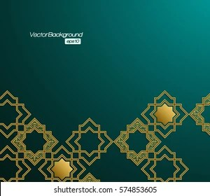 islamic design images stock