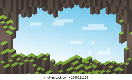 minecraft images stock photos