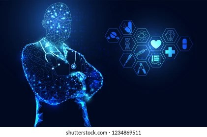 energy doctor stock vectors
