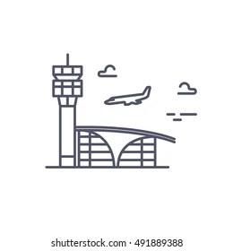Airport Construction Images, Stock Photos & Vectors