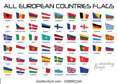 european flag images stock